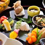 旅館国崎 様 料理