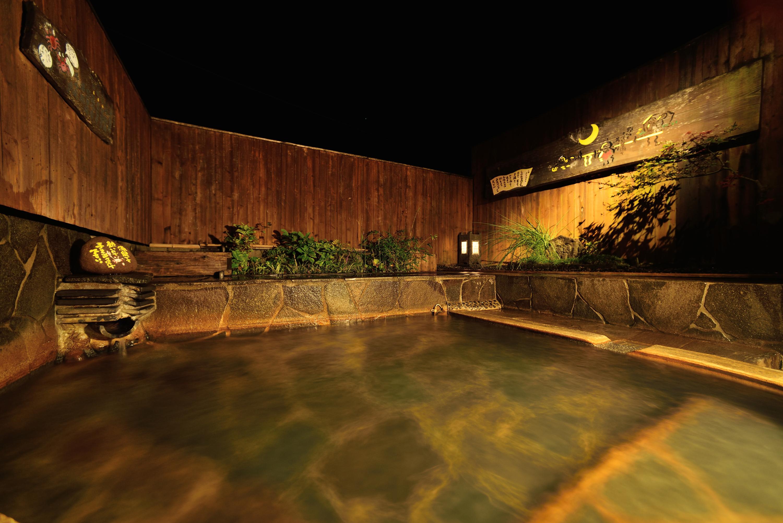 旅館国崎 様 風呂