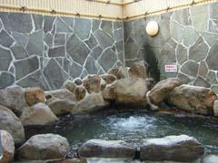 富士屋旅館 岩風呂