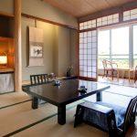 宮崎旅館和室